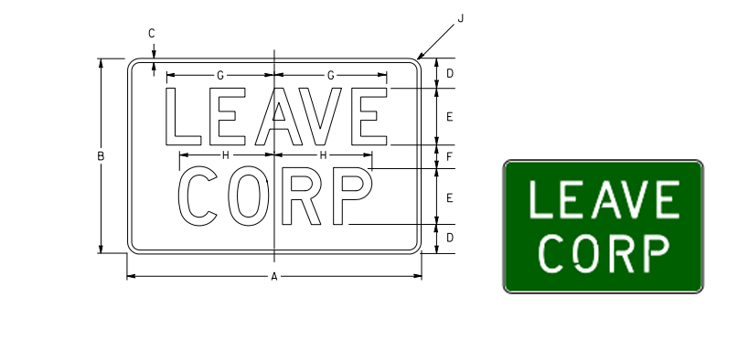 leave corp